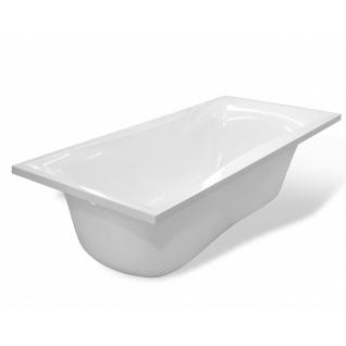 Отдельно стоящая ванна Эстет Бета белая