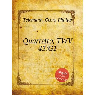 Квартет, TWV 43:G1