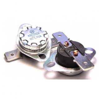 термопредохранитель KSD301 60 град(термостат)