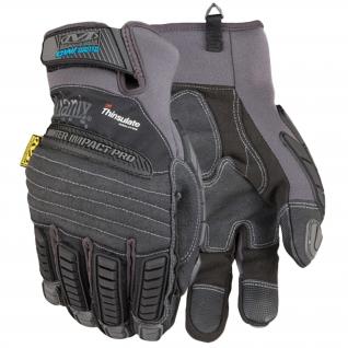 Mechanix Wear Перчатки Mechanix CW Impact Pro зимние, цвет черный