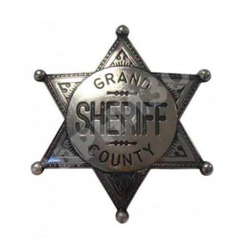 Значок шерифа DE-113-NQ 14890