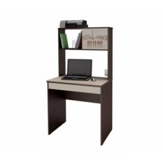 Витра Письменный стол Орион 5.10 дуб венге,дуб кобург