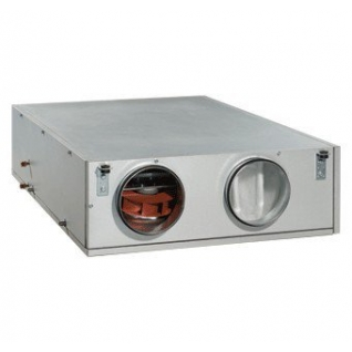 Приточно-вытяжная установка ВУТ 1000 ПЭ ЕС с автоматикой