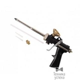 """Kraftool Пистолет KRAFTOOL """"PRO"""" для монтажной пены, цельнометаллический 06853"""