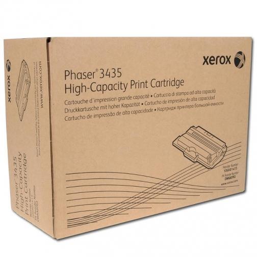 Картридж 106R01415 для Xerox Phaser 3435 (чёрный, 10000 стр.) 1121-01 852256 1