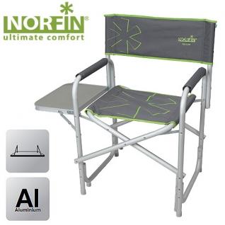 Кресло складное Norfin VANTAA NF алюминиевое SALMO