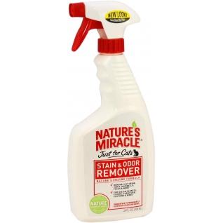 8in1 8in1 уничтожитель пятен и запахов от кошек NM JFC S&O Remover универсальный спрей 710 мл