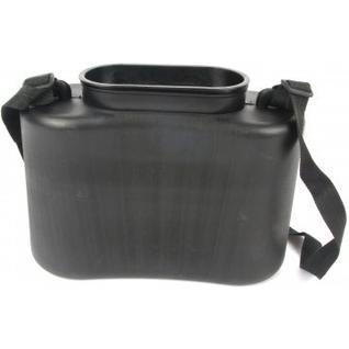 Кан живцовый черный 10 литров Helios