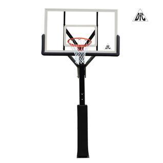 DFC Баскетбольная стационарная стойка DFC ING60A 152x90cm акрил (четыре короба)
