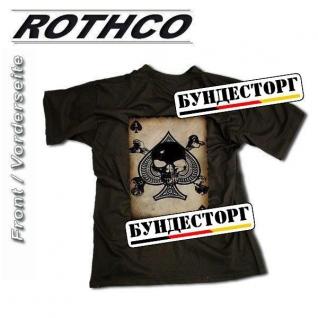 Rothco Футболка Death Card
