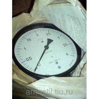 МАНОМЕТР ОБМ1-160 0-4 кгс/см2