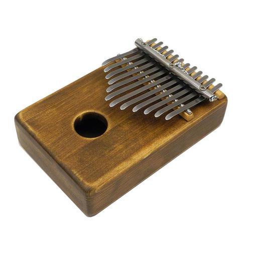 Калимба 12 нот резонаторная Turtle Sound 36980550