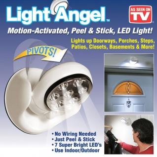 Беспроводной светильник Light angel