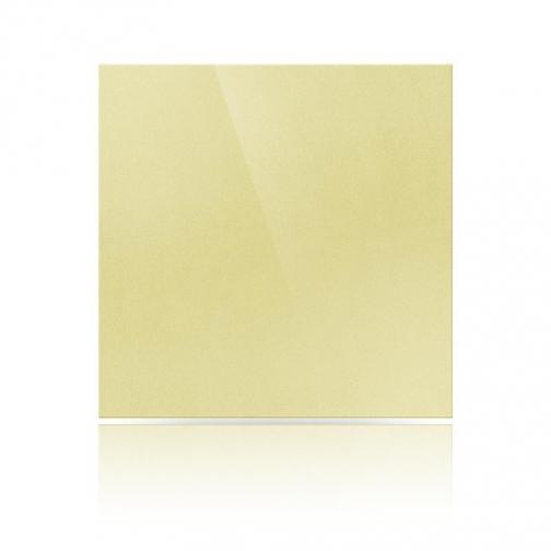 Керамогранит полированный UF035ПR светло-желтый 600x600 5592637