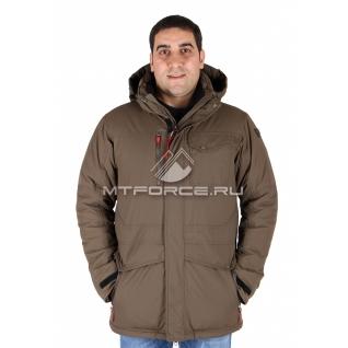 Куртка классическая зимняя мужская 15039