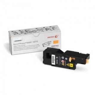 Картридж лазерный Xerox 106R01633 жел. для Ph6000/6010