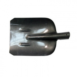Лопата совковая рельс. сталь, усил., с ребром жесткости, б/ч(поз.1.13.1)