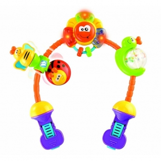 Подвеска-игрушка на коляску (свет, звук) Bkids
