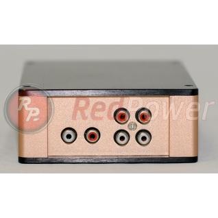 Звуковой аудио процессор DSP Redpower