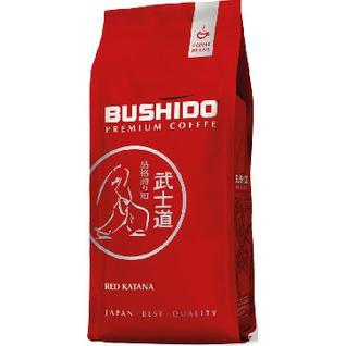 Кофе Bushido Red Katana в зернах, 227г