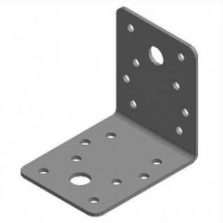 Кронштейн крепежный 2/3 70х70х55х2мм равносторонний Буратино оцинк. (для деревянных конструкций)