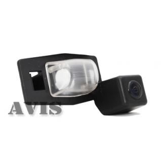 CMOS штатная камера заднего вида AVIS AVS312CPR для MITSUBISHI GALANT (#057) Avis