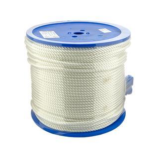 Веревка устойчивая к УФ Conacord DIN967 белый D6x3 мм (250м)