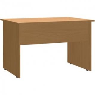 Мебель ЭКО Стол письменный 1401 (747) бук 1200