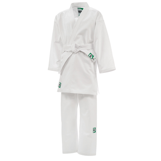 Кимоно для карате Green Hill Start Ksst-10354, белый, р.5/180