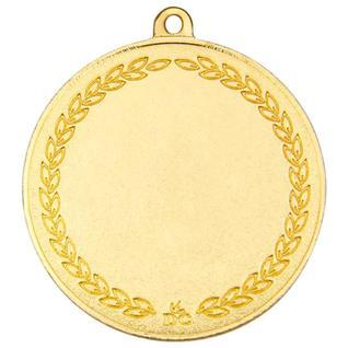 Медаль 1 место 45 мм золото DC#MK181