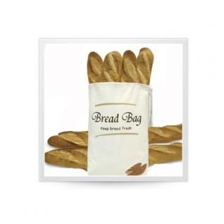 Хранение продуктов, овощей. Мешочки для овощей. Обработка продуктов. Potter Ind. Ltd. Мешочек для хранения хлеба Bread bag NMKC052/CV