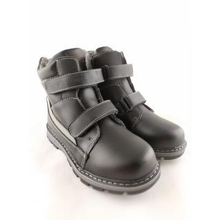 A218025 черный ботинки для мальчика Antilopa р.30-35 (30)