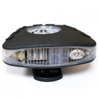 Обогреватель салона автомобиля керамический SITITEK Termolux-150W (12В, 150Вт, подсветка) SITITEK