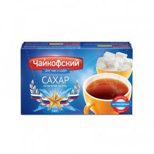 Сахар прессованный Чайкофский 1 кг,486038
