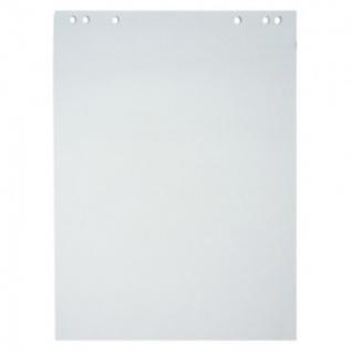 Блок бумаги для флипчартов белый 67,5х98 20 лист. 5 бл/уп 80гр.