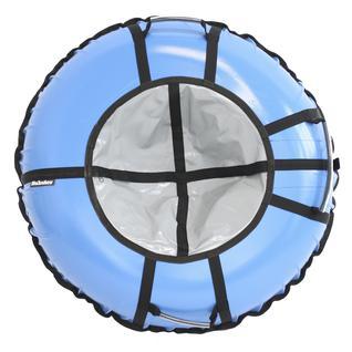 Тюбинг Hubster ринг Pro синий-серебро (90см)