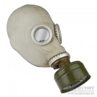Противогаз РФ Russische Schutzmaske M41 grau