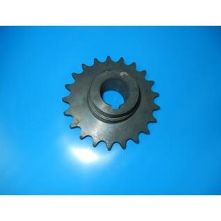 Звёздочка 4СТ.04.00.003А-02 стальная Dвнутр=28 мм