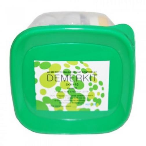 Демеркуризационный комплект Demerkit SKM-10 37862989