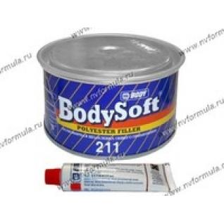 Шпатлевка BodySoft полиэстерная 0,38 кг