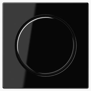Крышка Jung A1540SW роторных диммеров (спутников, потенциометров) черная пластик