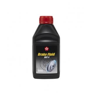 Тормозная жидкость Texaco BRAKE FLUID DOT 4 0.5л