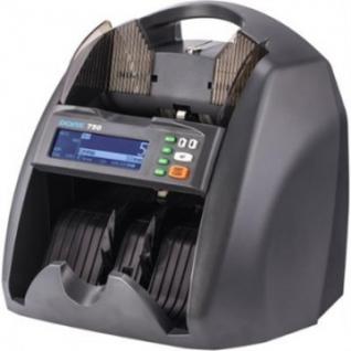 Счетчик банкнот DORS 750М1Black, 1500 банк/мин.,5 видов детекций