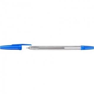 Ручка шариковая WKX0027 синяя, 0,5мм