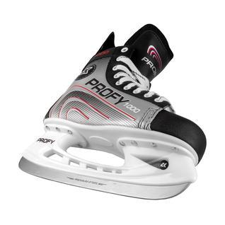 Хоккейные коньки СК (Спортивная Коллекция) (спортивная коллекция) Profy 1000, красный размер 46