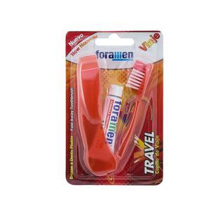 Дорожный набор Foramen Travel Max (зубная щетка, паста)