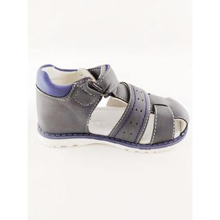 1333161-02 серый сандалии открытые Nordman (22-26) (24)