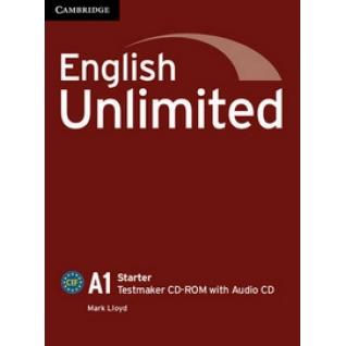 CD-ROM. English Unlimited A1. Starter (+ Audio CD) Cambridge University Press