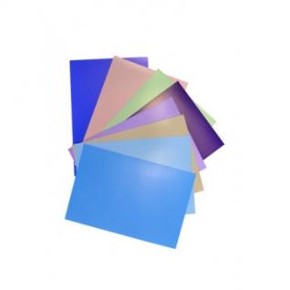 Картон цветной 20л,20цв,А4,мелован,№16,11-420-43
