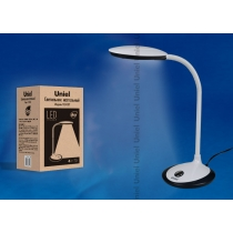 Uniel TLD-527 Black/LED/400Lm/4500K